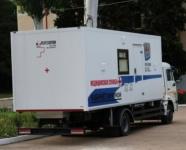 В Севастополе появились мобильные рентген-кабинеты