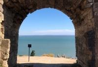 Время закрывать сезон: Морская вода у берегов Керчи все холоднее