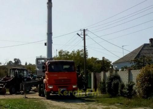 Север Героевского будет с новым качественным электричеством, - керченский РЭС