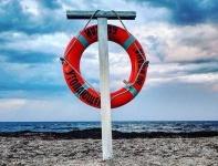 В Евпатории из моря вытащили труп мужчины