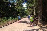 В Алуште в соревнованиях по бегу приняли участие спортсмены из Санкт-Петербурга и Подмосковья
