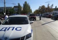 В Керчи сотрудники ГИБДД усилили контроль на перекрестках