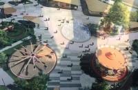 В Евпатории обновится парк имени Фрунзе