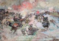 Мастер батальной живописи: на выставке в Симферополе покажут работы Самокиша