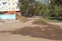 Что сделают раньше: канализацию на Буденного  в Керчи или новый асфальт?