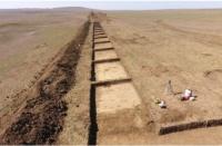 Поселение времен Золотой Орды нашли при строительстве водовода от Феодосии до Керчи