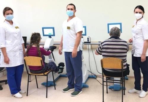 В больнице им. Семашко в Симферополе открыто отделение реабилитации