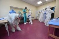 Ленинскую райбольницу отведут под ковидный госпиталь