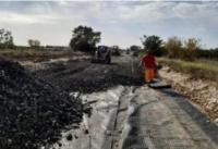 В Евпатории продолжаются работы по ремонту улично-дорожной сети