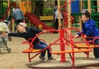 В Симферополе установят 19 детских площадок почти за 25 млн рублей