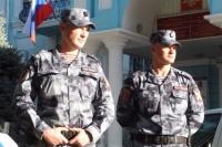 Пьяный житель Кемерова угрожал учителю в одной из крымских школ