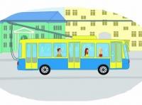Общественный транспорт будет меньше стоять на остановках в Симферополе