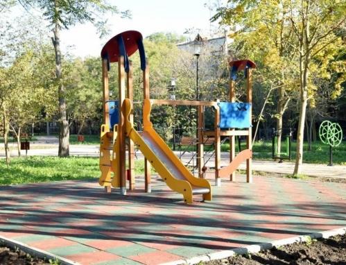 Олеся Харитоненко: «В Евпатории появляется все больше мест, где можно отдохнуть горожанам»