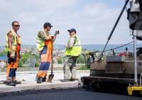 В Евпатории сорвано строительство дорог в микрорайоне Исмаил-Бей