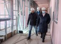 Новый корпус инфекционки в Севастополе откроют в следующем месяце
