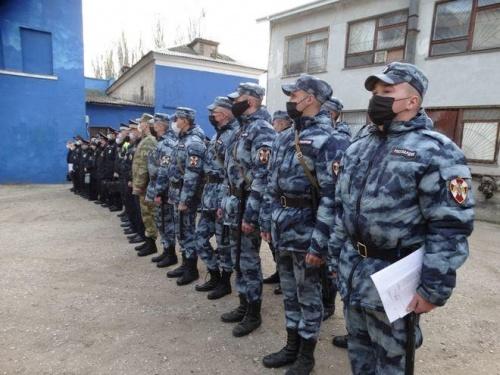 Полицейские Керчи провели комплекс мероприятий по выявлению, пресечению и раскрытию преступлений и правонарушений