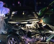 Человек пострадал, собака погибла: поздно вечером в Симферополе столкнулись две легковушки
