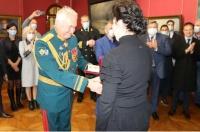 Значительно укрепила оборону России: куратора Керчи Новосельскую наградили медалью