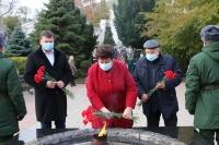 В Керчи прошли памятные мероприятия, посвященные Дню неизвестного солдата