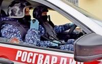 В Симферополе росгвардейцы задержали гражданина, подозреваемого в серии кражах из супермаркет