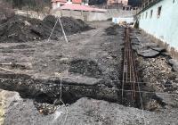 В Алупкинской школе началось строительство модульного спортзала