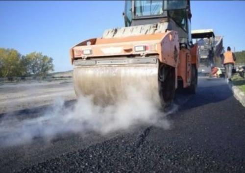 Ещё одну дорогу в Симферопольском районе отремонтирует АО «ВАД»