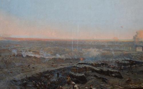 В Севастополь вернут вывезенные в Великую Отечественную фрагменты панорамы Рубо