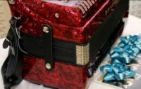Глава администрации Керчи Сергей Бороздин вручил новые музыкальные инструменты музыкальным школам города