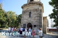 Керченские музейщики заявили об угрозе сохранению старейшего храма Крыма из-за застройки