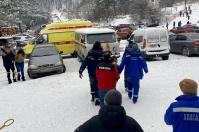 МЧС РК: Вопреки многочисленным предупреждениям спасателей, туристы продолжают пренебрегать правилами безопасности при зимних катаниях
