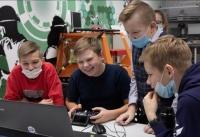 В Севастополе вновь заработал детский технопарк «Кванториум»