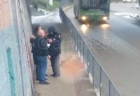 В Ялте мужчина упал с моста, разбившись насмерть