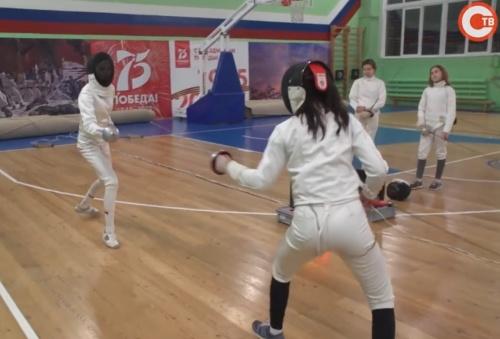 Севастопольская фехтовальщица взяла золото на турнире «Шпага Сибири»