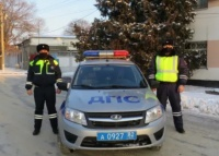 В Керчи инспекторы ГИБДД разыскали потерявшихся подростков