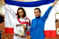 Ялтинские легкоатлеты выступили в первом старте сезона