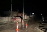 В Джанкойском районе Крыма пьяный водитель сбил двух пешеходов на тротуаре