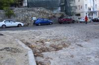На улице Суворова в Севастополе стартовал масштабный ремонт