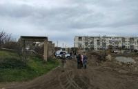 В Севастополе подросток погиб при обрушении бетонной плиты в недострое