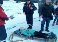 """На Ай-Петри во время катания на """"ватрушке"""" пострадал ребенок"""