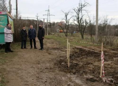 В Керчи завершены аварийно-восстановительные работы на водопроводе по улице Семафорной