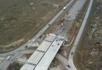 Демонтаж недостроенного моста начался под Симферополем