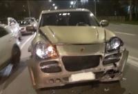 Тройное ДТП в Севастополе отправило на больничную койку водителя «Жигулей»