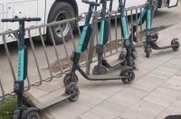 С улиц Симферополя убирают пункты проката электросамокатов