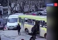 В Ялте задержан серийный вор-карманник, попавший в кадр камер наблюдения