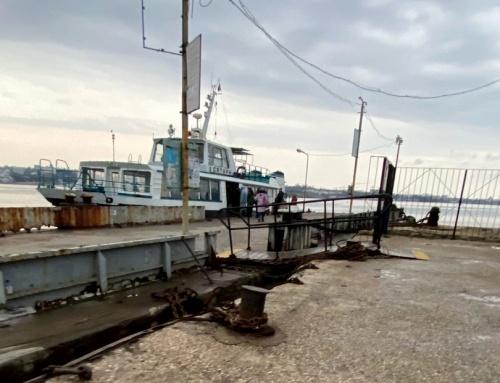 На Северной стороне Севастополя отремонтировали причал