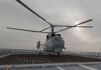 Экипажи вертолётов Морской авиации провели учения в Чёрном море