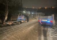 Как Севастополь пережил снег и гололёд