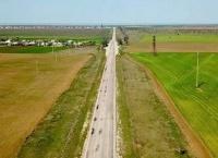 «ВАД» отремонтирует 140 километров дорог, идущих от Евпатории на запад и север
