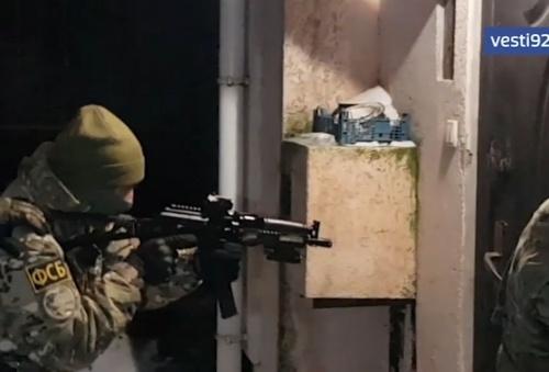 ФСБ раскрыла ячейки террористов в 10 регионах России, включая Крым