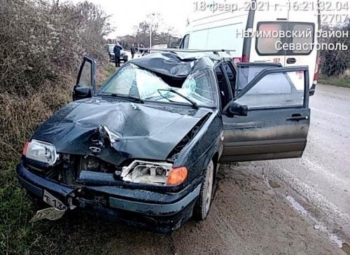 В Севастополе мужчина на электровелосипеде погиб под колёсами «жигулей»